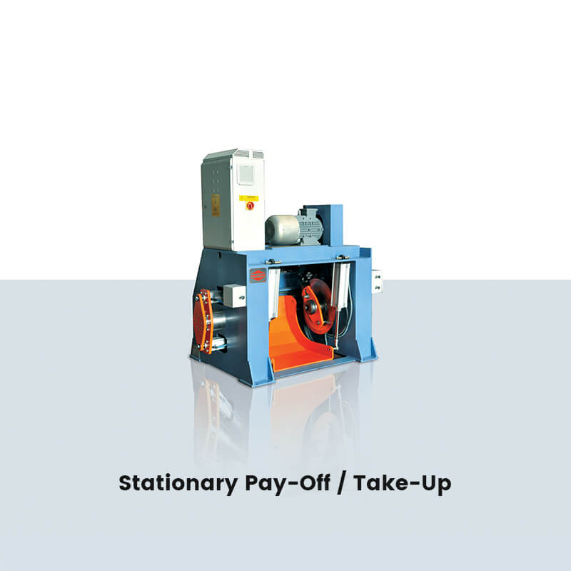 Portal, Stationary, Fork Pay Off / Take Up & Consol Pay Off